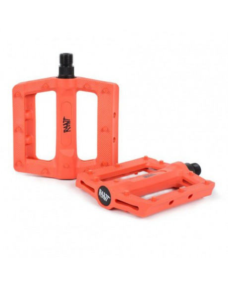 pedales rant slim orange